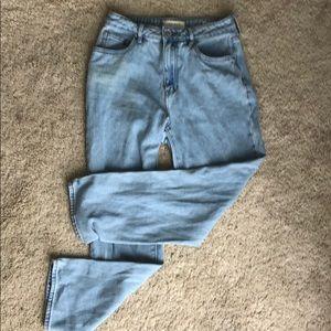 PACSun Mom Jeans Light Blue Size 26